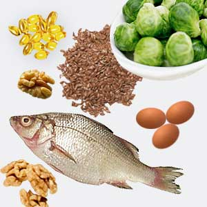 Best food sources for omega 3 for Fish oils are a good dietary source of